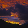 L6061 Evening sky, Bull Lake, Montana