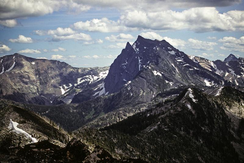 L6099 Davis Mountain, Northwest Peaks Primitive Area, Montana