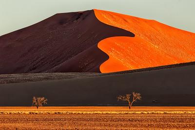 Red Namib Dunes