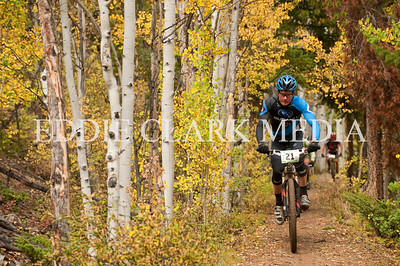 Charlie Hayes of Boulder pedalled his singlespeed Superfly for another win in commanding fashion.