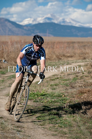 Moots 35+ racer Michael Robson took his second cyclocross win of the season.