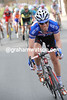Sylvain Chavanel makes his move after Boom is caught - but then it all settles down again...
