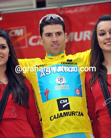 Josep Jufre becomes the new race-leader in Murcia - but don't bet on him being there after tomorrow's TT...