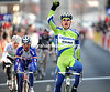 Peter Sagan wins stage three into Aurillac - and becomes a major contender to win this Paris-Nice..! Roche finishes 3rd...