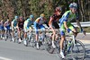 Liquigas, Caisse, Garmin and Astana chasing makes a formidable obstacle to be overcome...