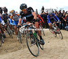 Sky's Ian Stannard is to the fore as the peloton allows the escape a little more grace...