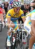 Alberto Contador cannot contain himself - why is he so happy..?
