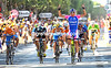 Alessandro Petacchi wins stage four into Reims, from Julian Dean and Robbie McEwen...