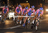 Team Lampre rode above their usuall TTT form to take 5th place at 14-seconds...
