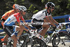 Frank Schleck can have worst teamates than Fabian Cancellara to help him through this Vuelta...