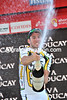 One to remember for Cavendish, who's now won stages of the Giro, Tour and Vuelta - what about the Worlds next..?