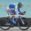 Tom Veelers raced into 3rd place for his new team, Skil-Shimano...