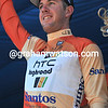 Matthew Goss is looking like a very formidable leader of this Tour Down Under...