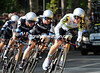 Cameron Meyer and David Millar led Garmin-Cervelo to a disappointing 5th place at 24-seconds...