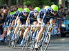Movistar took 11th place, 38-seconds down...