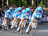 """Colnago CSF finished 19th at 1' 02""""..."""