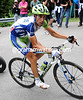 Vicenzo Nibali has been dropped at first, but he is fighting back..!