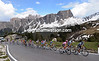 The Passo Giau is the pictorial highlight of this Giro, so far..!