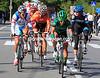 Yukira Arashiro and Johan Van Summeren are leading six men to an eight-minute lead before the hills even begin...