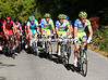 Liquigas shows its strength once again - all but catching the escape just after the summit...