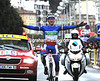 Thomas Voeckler takes his second stage-win of Paris-Nice, in NIce...
