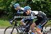 On a pre-TT stage that will probably end in a sprint, Davids Millar and Zabriskie have much to be happy about...