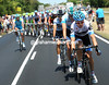 Tom Danielson starts his first-ever Tour, at the age of 33, by chasing for Team Garmin...