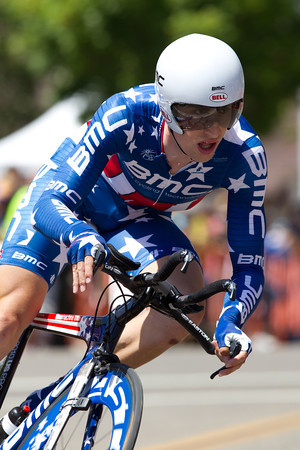 American Time Trial National Champion Taylor Phinney finished 21st today, 1:37 off the pace...