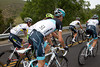 Andy Schleck will leave California with a solid week of training behind him, his focus is on July.