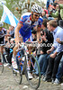 Boonen is in the chasing group - can he win a third Tour of Flanders today..?