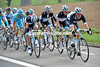 Leopard-Trek don't like Greipel's counter-attack - they snuff it out right away...