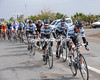 The intention is there for all to see - Saxo Bank tries to split the peloton for Contador...