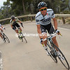 Contador launches a signature attack with just over one-kilometre to go...