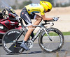 He's back - Alberto Contador won the TT in Murcia and easily consolidated his race-leadership...