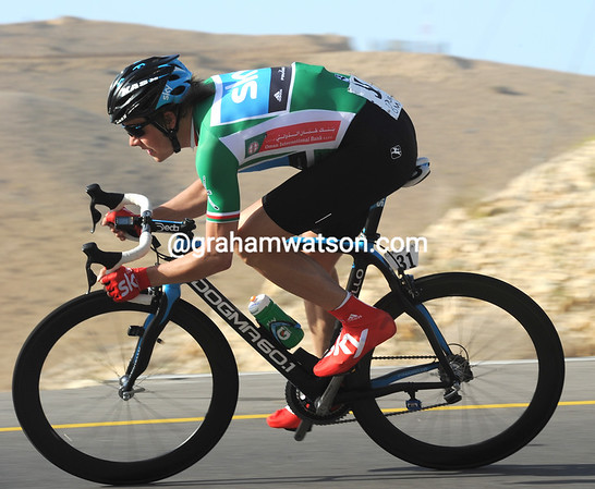 Edvald Boasson Hagen took 5th place at 29-seconds...