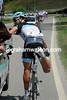 Just why is Fabian Cancellara sticking his right leg backwards..?