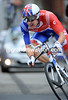 """Bradley Wiggins scorched into the silver-medal position, but he was 1'16"""" slower than the winner..!"""