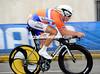 Eleonora Van Dijk took 6th place, 39-seconds down...