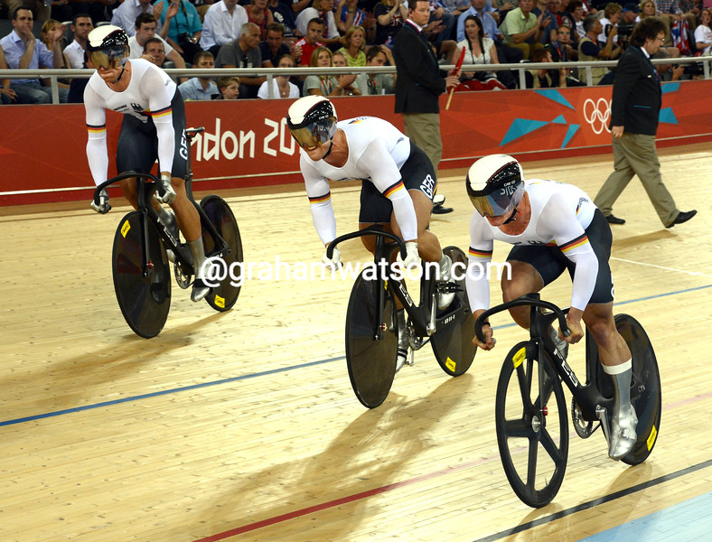 Olympic Games - Mens Team Sprint