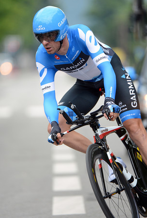 David Millar took 18th at nine-seconds in his build-up to the Tour de France...
