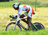 "Daniel Teklehaimanot continues to impress and improve - the Eritrean champion took 44th place, 4' 18"" down..."