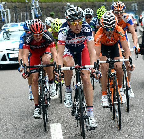 Lars Bak has made it into the escape as well - will it be twice lucky for the Dane..?