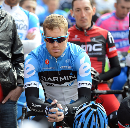Tyler Farrar joins Radio Shack in memory of his deceased close-friend...