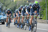 Team Movistar took 11th place at 32-seconds...