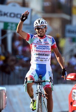 Miguel Rubiano wins into Porto Sant' Elpedio..!