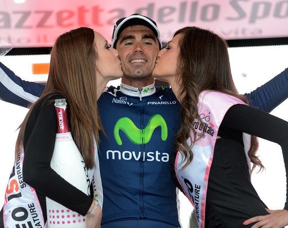 Francisco Ventoso has won stage nine into Frosinone..!