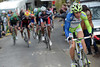 Vincenzo Nibali has attacked on the Cote de La Roche-aux-Faucons, passing Rolland and making a seemingly winning move..!