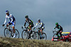 Against some threatening skies, a four-man escape sets off towards Mende...