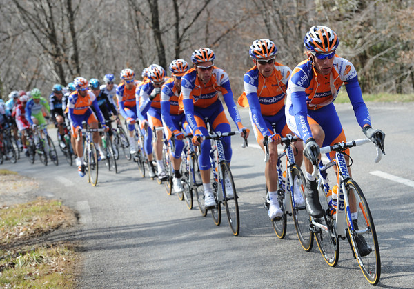 Rabobank starts the chase, but what's their plan at the end of the day...?