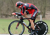 Tejay Van Garderen raced into 4th place, just nine-seconds off the pace...
